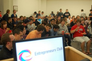 9/20 Entrepreneurs Club